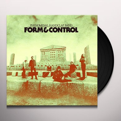 The Phenomenal Handclap Band FORM & CONTROL Vinyl Record