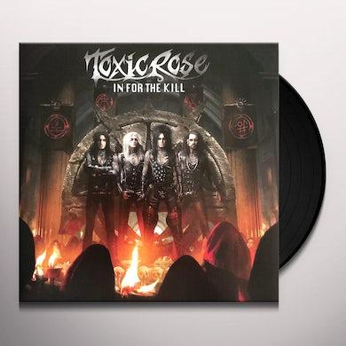 IN FOR THE KILL Vinyl Record