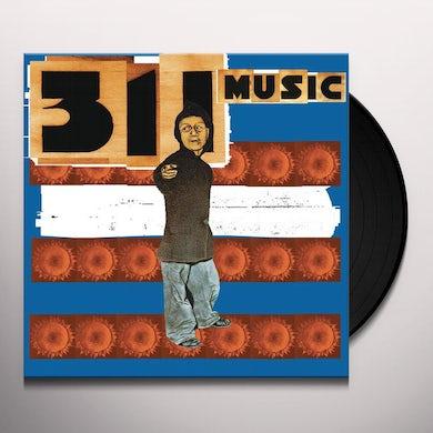 311 MUSIC Vinyl Record
