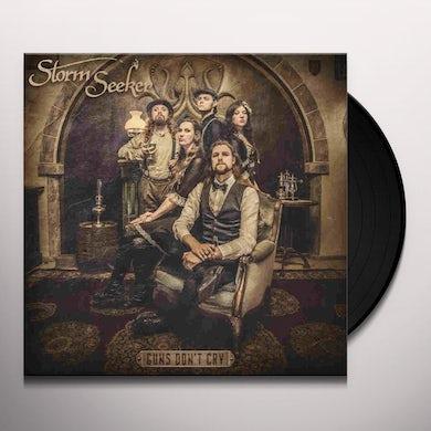 Storm Seeker GUNS DON'T CRY Vinyl Record
