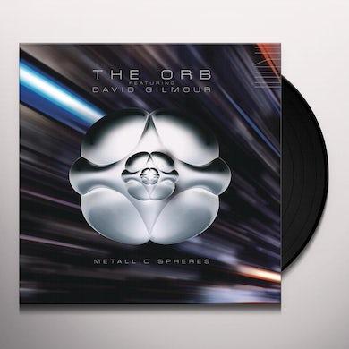 Orb Metallic Spheres Vinyl Record
