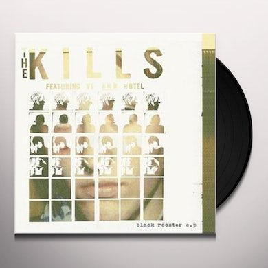 The Kills Black Rooster Vinyl Record