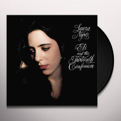 Laura Nyro ELI & THE THIRTEENTH CONFESSION Vinyl Record - Limited Edition
