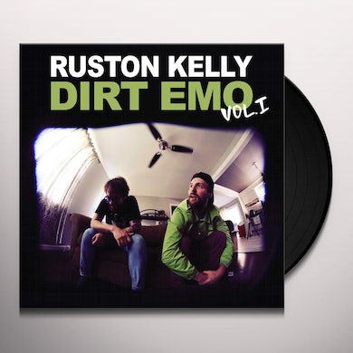 Ruston Kelly Dirt Emo vol. 1 (LP) Vinyl Record