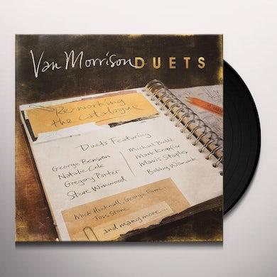 Van Morrison DUETS: RE-WORKING THE CATALOGUE Vinyl Record
