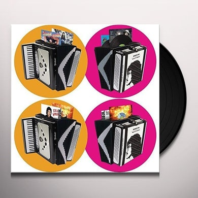 SQUEEZE BOX: COMPLETE WORKS OF WEIRD AL YANKOVIC Vinyl Record