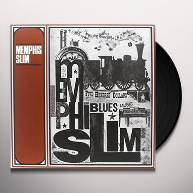 Memphis Slim FIVE HUNDRED DOLLARS Vinyl Record