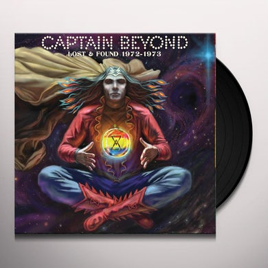 Captain Beyond LOST & FOUND 1972-1973 Vinyl Record