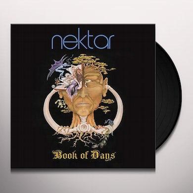 Nektar BOOK OF DAYS Vinyl Record