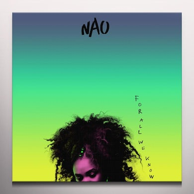 Nao FOR ALL WE KNOW Vinyl Record