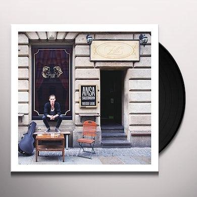 Ansa Sauermann WEISE LIEBE Vinyl Record