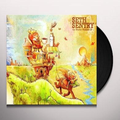 Seth Sentry WAITER MINUTE Vinyl Record