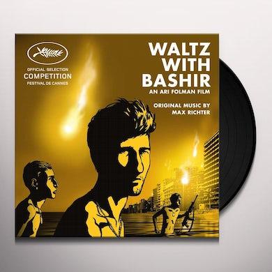 Max Richter Waltz With Bashir (Original Motion Picture Soundtrack) (2 LP) Vinyl Record