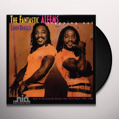Fantastic Aleems / Leroy Burgess FINE YOUNG TENDER Vinyl Record