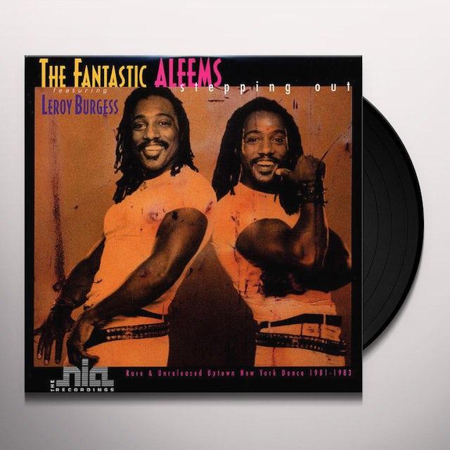 Fantastic Aleems / Leroy Burgess