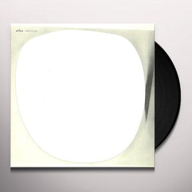 Wilco ODE TO JOY Vinyl Record
