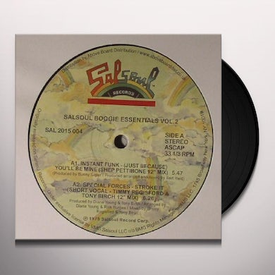 Jammers AND YOU KNOW THAT/BE MINE TONI Vinyl Record