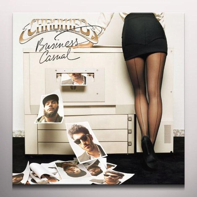 Chromeo BUSINESS CASUAL Vinyl Record