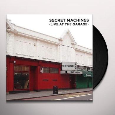 Secret Machines LIVE AT THE GARAGE Vinyl Record