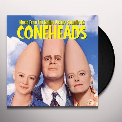 Coneheads / Music From Motion Picture Soundtrack Vinyl Record