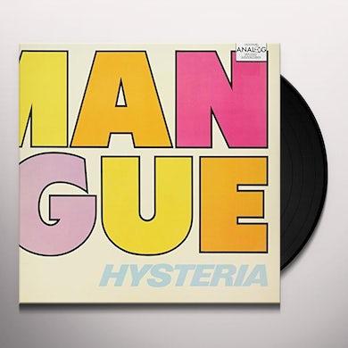 The Human League HYSTERIA Vinyl Record - Gatefold Sleeve