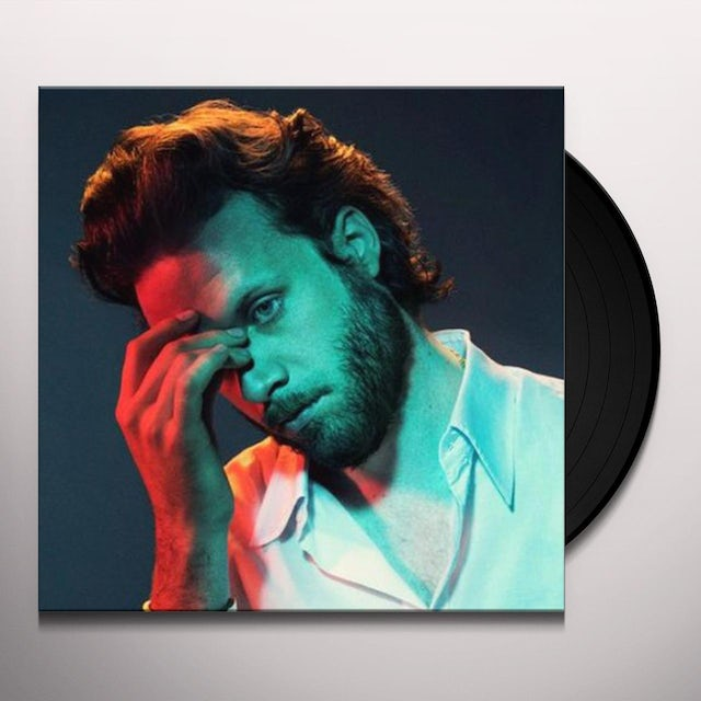 Father John Misty GOD'S FAVORITE CUSTOMER Vinyl Record