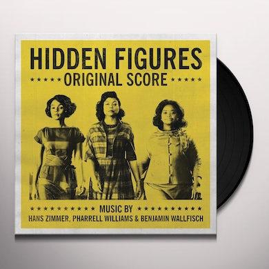 Pharrell Williams Hidden Figures (OST) Vinyl Record