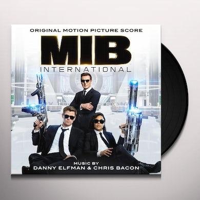 Men In Black: International (OSC) Vinyl Record