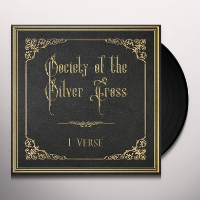 Society Of The Silver Cross 1 VERSE Vinyl Record