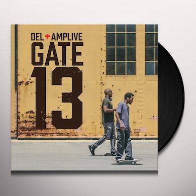 Del The Funky Homosapien GATE 13 Vinyl Record