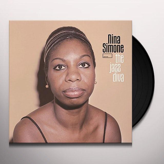 NINA SIMONE: THE JAZZ DIVA Vinyl Record
