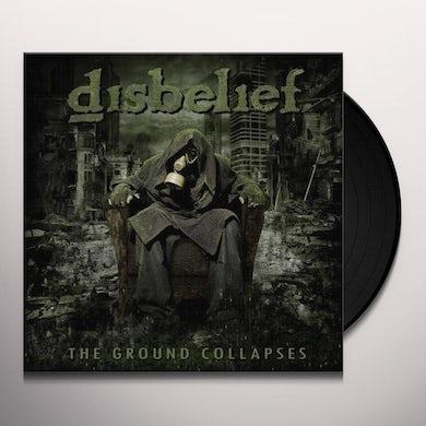 GROUND COLLAPSES Vinyl Record