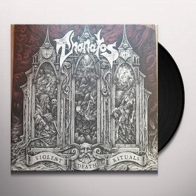 VIOLENT DEATH RITUALS Vinyl Record