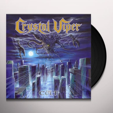 CULT Vinyl Record