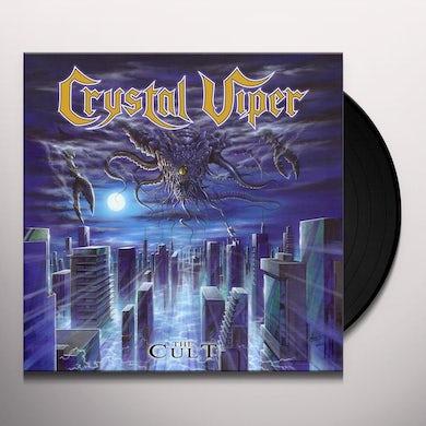 Crystal Viper CULT Vinyl Record