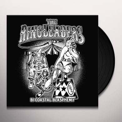 Ringleaders BI-COASTAL BLASPHEMY Vinyl Record
