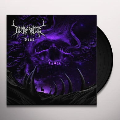 Reincarnage REAP Vinyl Record