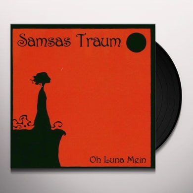 Samsas Traum OH LUNA MEIN Vinyl Record