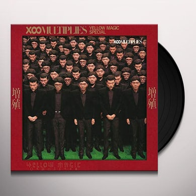 Yellow Magic Orchestra MULTIPLE (COLLECTOR'S VINYL EDITION) Vinyl Record