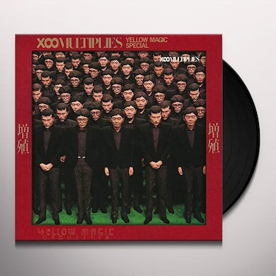 Yellow Magic Orchestra X MULTIPLIES (STANDARD VINYL EDITION) Vinyl Record