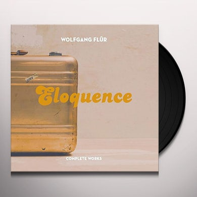 Wolfgang Flür ELOQUENCE:TOTAL WORKS - 2LP EDITION Vinyl Record