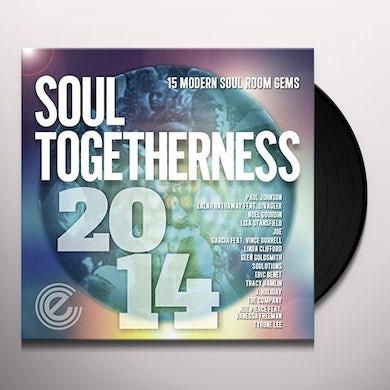 SOUL TOGETHERNESS 2014 / VARIOUS Vinyl Record - UK Release