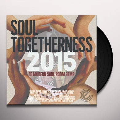 SOUL TOGETHERNESS 2015 / VARIOUS Vinyl Record