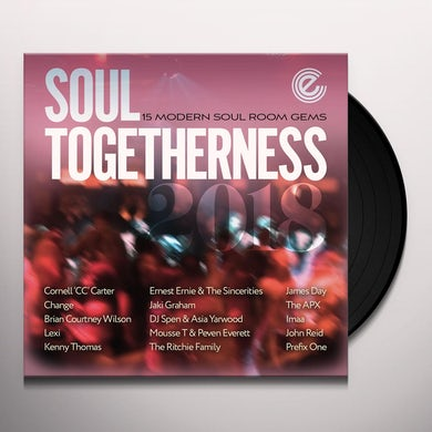 Soul Togetherness 2018 / Various Vinyl Record
