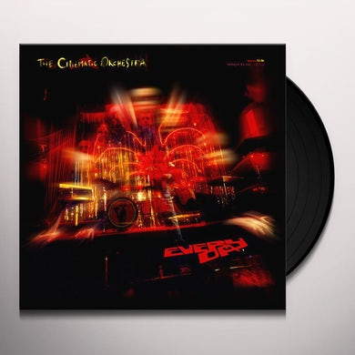 The Cinematic Orchestra EVERYDAY Vinyl Record