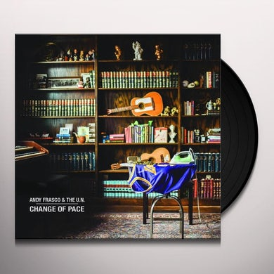 Andy Frasco & The U.N. CHANGE OF PACE Vinyl Record