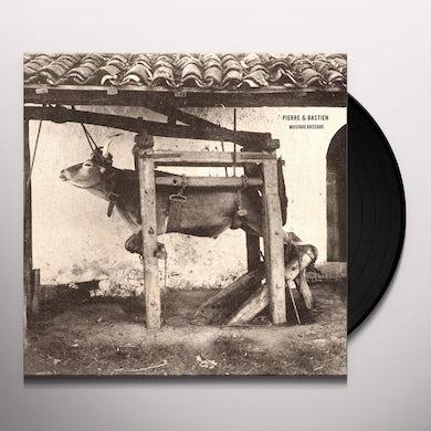 Pierre & Bastien MUSIQUE GRECQUE Vinyl Record
