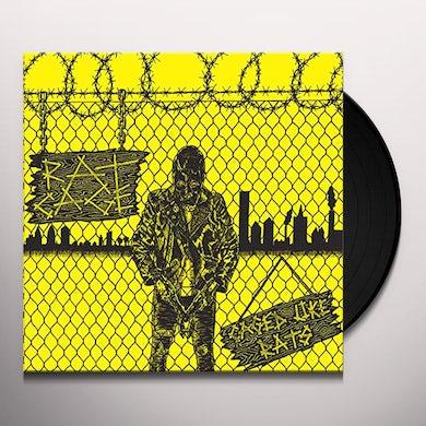 Rat Cage CAGED LIKE RATS Vinyl Record