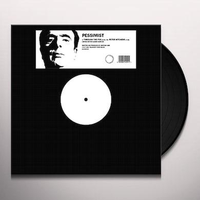 Pessimist THROUGH THE FOG / PETER HITCHENS Vinyl Record
