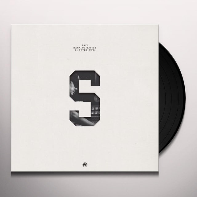 Spy BACK TO BASICS CHAPTER TWO Vinyl Record - Canada Release